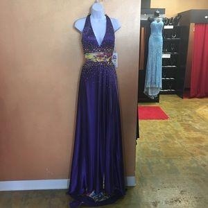 Purple Alyce Formal Gown